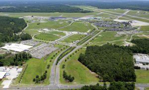 Business Park & Aviation Service District