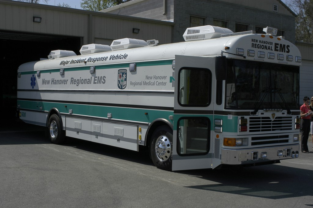 Mass Cas Bus